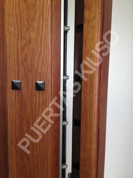 Puertas kiuso precios finest instalacion puerta acorazada - Puerta blindada precio ...