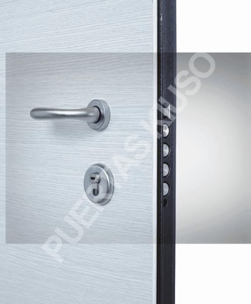 Arreglar muelle manilla puerta good awesome manilla para - Manilla puerta aluminio ...