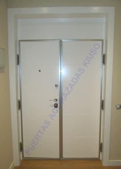 Puertas muy especiales de seguridad fabricamos tu puerta - Puertas doble hoja ...