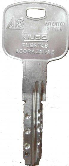 Configura la cerradura de tu puerta de seguridad kiuso - Llaves antiguas de puertas ...