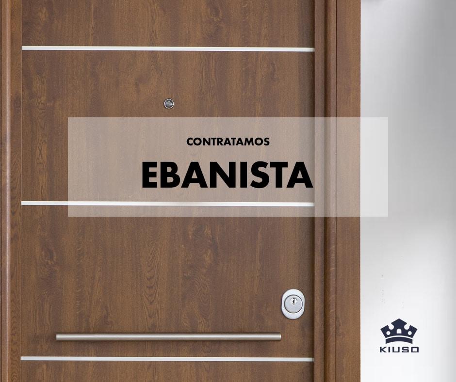 ebanista puertas blindadas