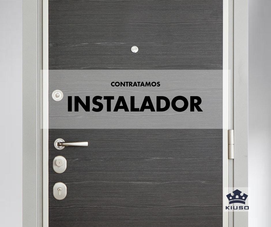 Instalador puertas acorazadas