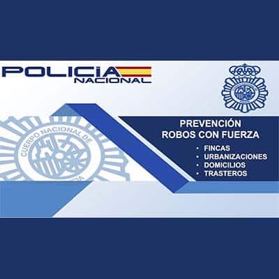 Consejos de seguridad policia