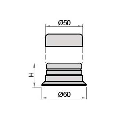seccion protector cilindro