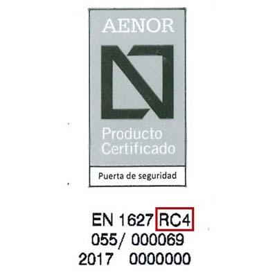 AENOR Grados G4 400x400