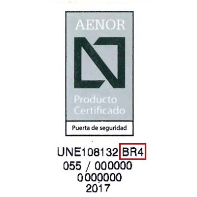 AENOR Hebs 5 BR4 400x400